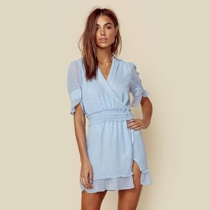 For Love and Lemons - La Karla Mini Dress (Size S)